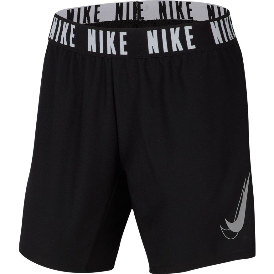 GIRLS NIKE DRI-FIT SHORTS 6″