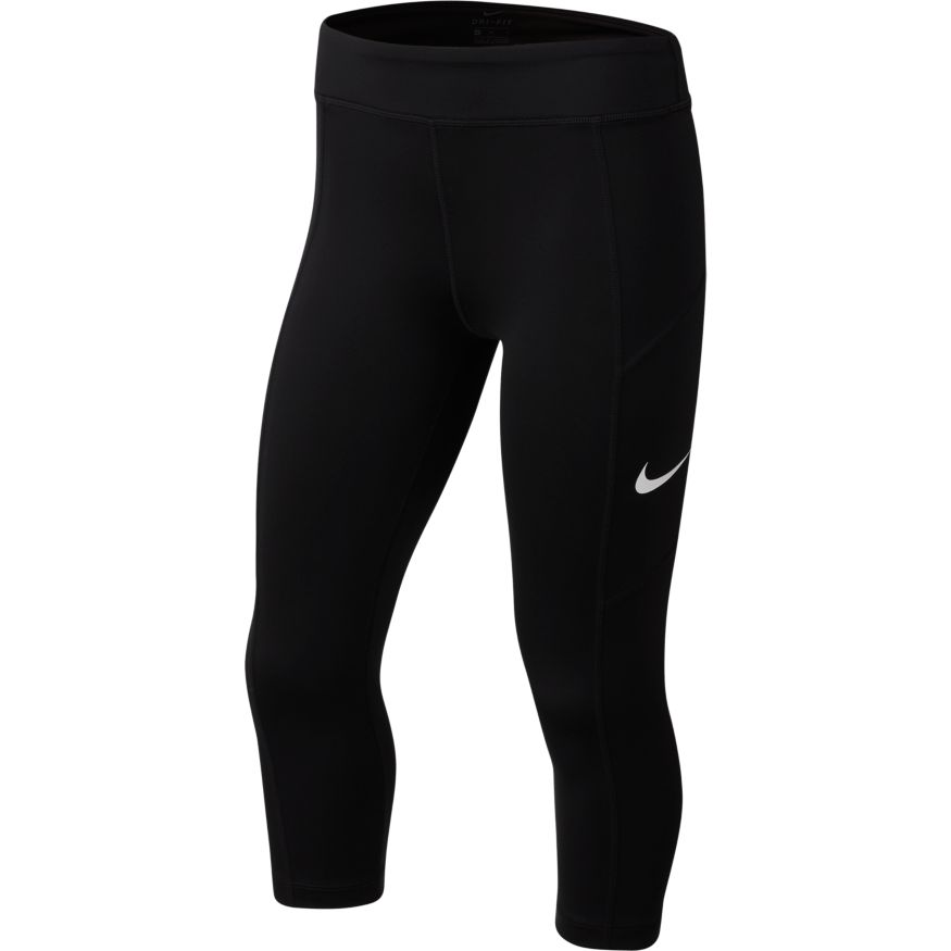 GIRLS NIKE TROPHY CAPRI TIGHTS