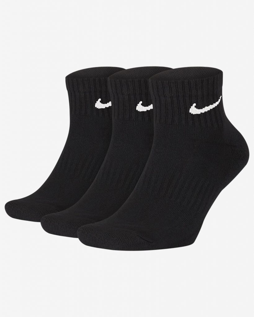 Training Ankle Socks (3 Pairs)