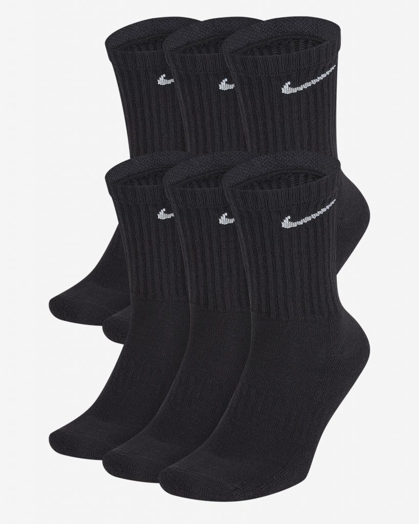 Training Crew Socks (6 Pairs)