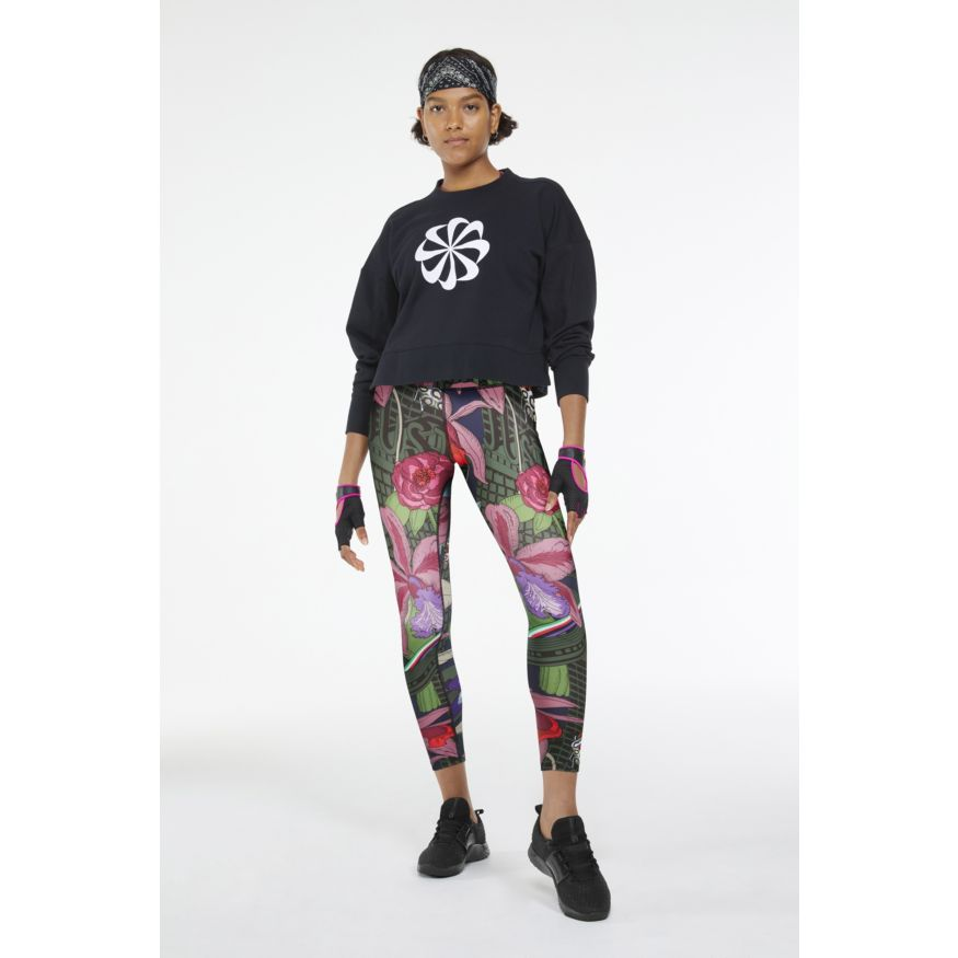 Nike One Icon Clash Women's Printed Tights
