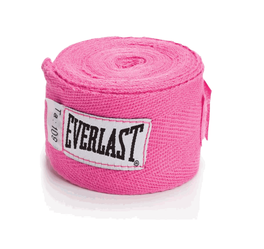 120″ HAND WRAP PINK