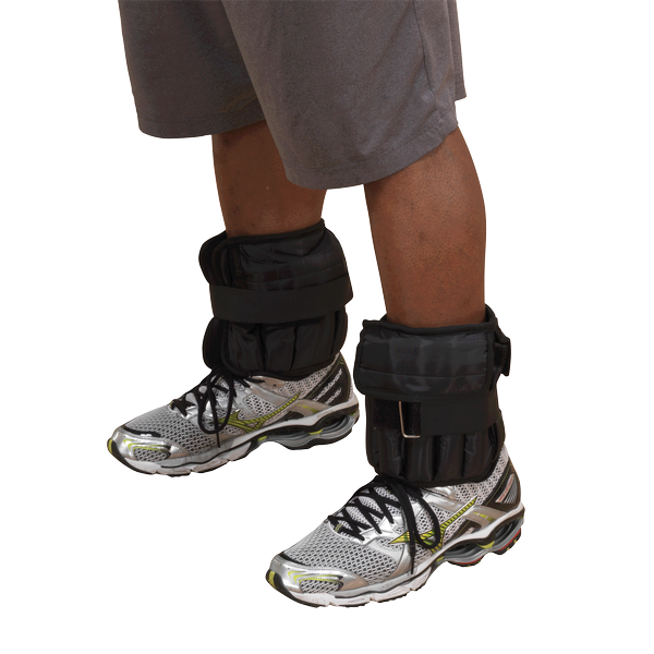 ANKLE WEIGHTS ADJ. 20LB.