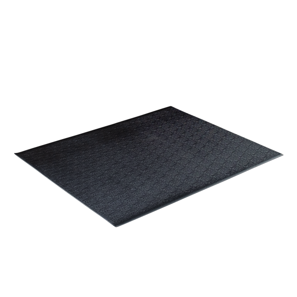 RUBBER FLOOR MAT 3′ X 4′ X 3/16″
