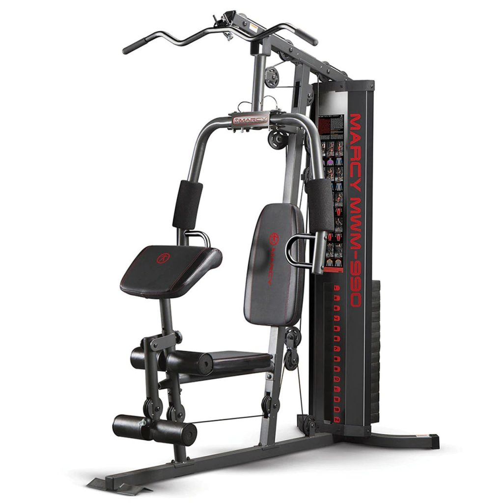 Marcy 150lb Stack Home Gym | MWM-990