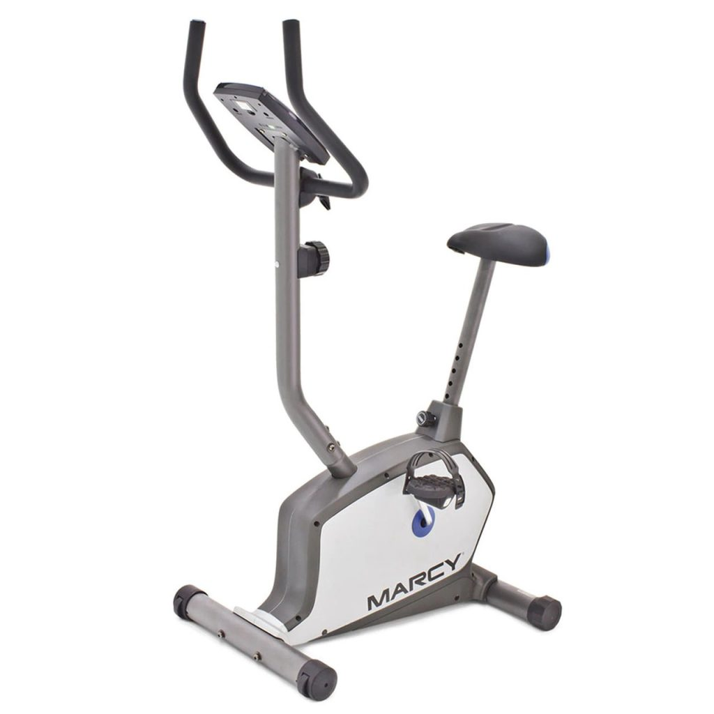 Marcy Magnetic Resistance Upright Bike | NS-1201U