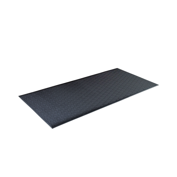 RUBBER FLOOR MAT 3′ X 6′ X 3/16″