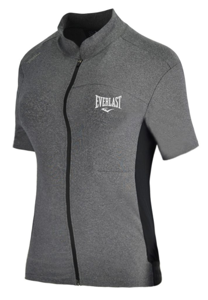 Everlast Womens Tour Cycling Jersey – Charcoal