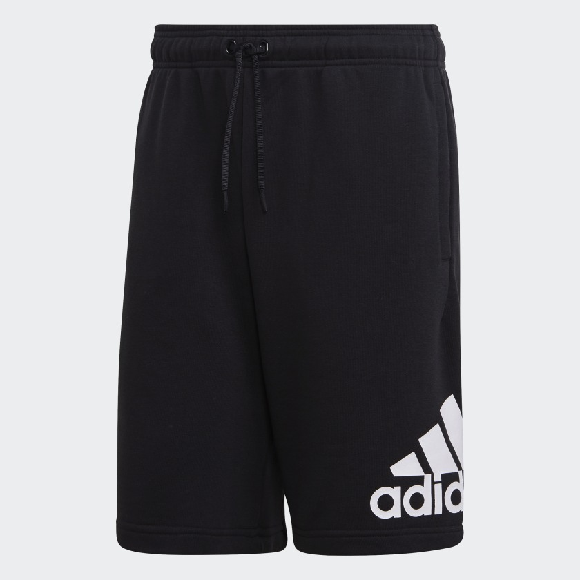 Loungewear Must Haves Badge of Sport Shorts – BLK/ WHT