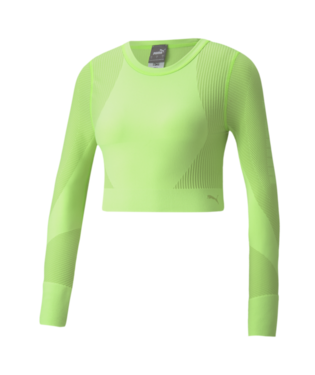 Train Seamless Fitted Long Sleeve