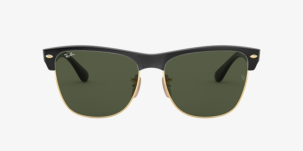 Clubmaster Oversized Green Classic G-15